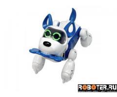 Робот-собака практически новая