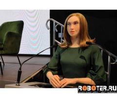 Участие робота в вашем видео