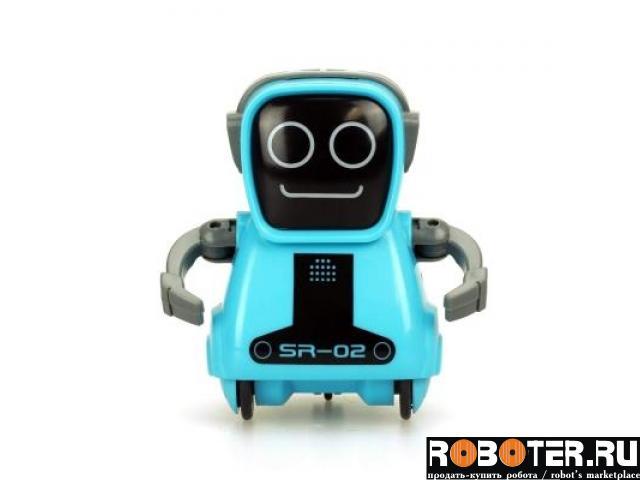 Робот покибот новый