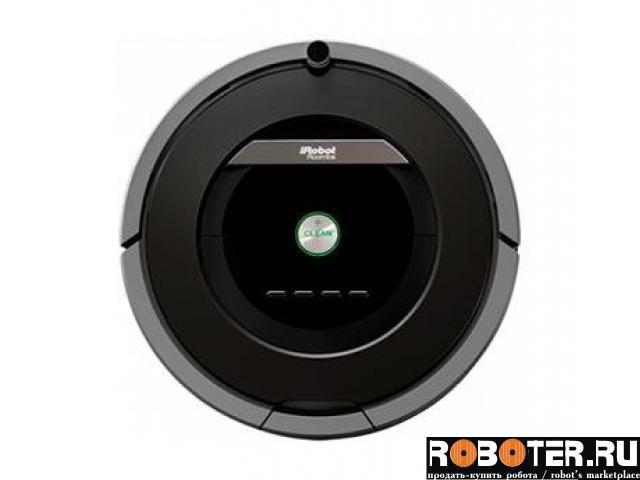 Робот пылесос iRoomba 876