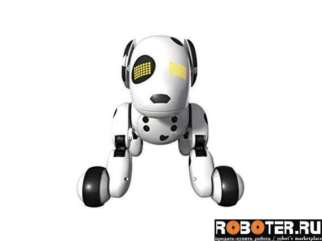 Робот собака Zoomer