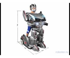 Машинка Робот mecha, робот автомобиль