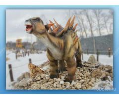 Роботы динозавры в натуральную величину на заказ
