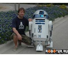 Уникальный R2-D2 в полный рост (1 метр)