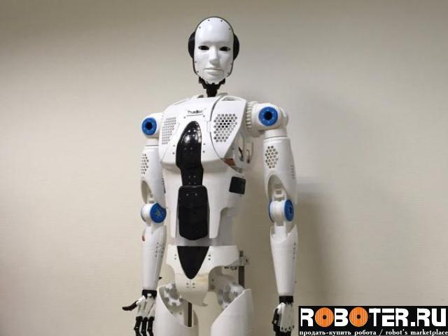 Робот полиграф TrueBot (Трубот)