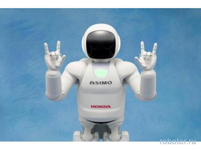 Honda Asimo андроидный робот