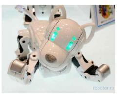 Робот собака Tomy Omnibot I-SoDog Robot
