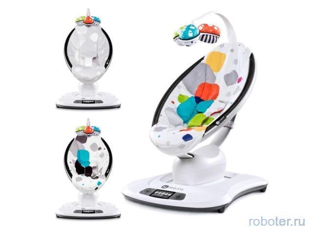 Робот- качалка 4moms mamaroo 3 в аренду в Волгограде
