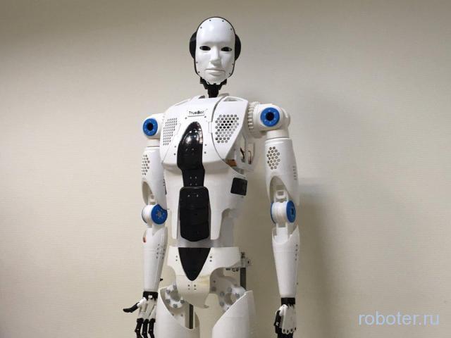 HR робот-полиграф Truebot в аренду