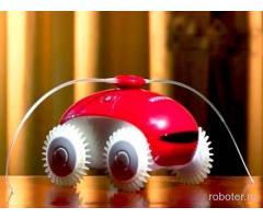 Робот-массажёр в аренду