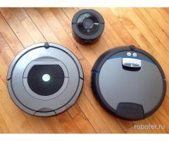 Ремонт iRobot roomba, scooba