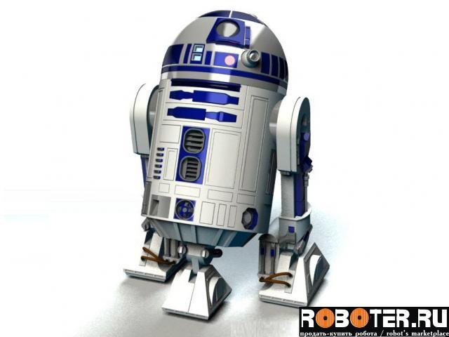 Сдам R2-D2 в натуральную величину (96 см) в аренду