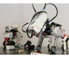 Базовый набор lego mindstorms EV3 в аренду