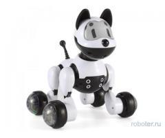 Собака робот Youdy MG010 Dwi Dowellin с управлением голосом и руками