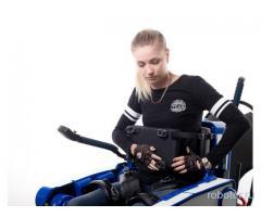 ExoLite – роботизированный российский биомеханический экзоскелетный костюм
