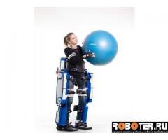 Экзоскелет ExoLite - роботизированный биомеханический