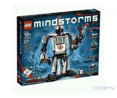 Lego mindstorms EV3 бу все есть и работает лего