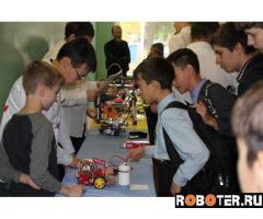 Робототехника в Башкортостане