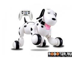 Интерактивный робот-собака Далматинец