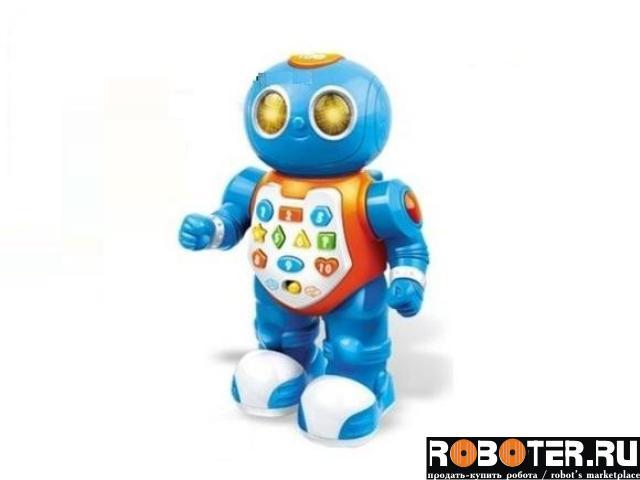 Обучающий интерактивный робот Шунтик