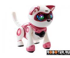 Кошка робот китти