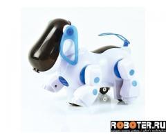 Новая интерактивная собака-робот