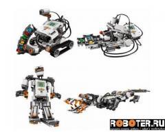 Конструктор Lego Mindstorms NXT 2.0