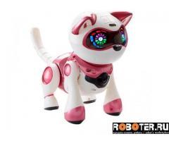 Интерактивная кошка Teksta Kitty