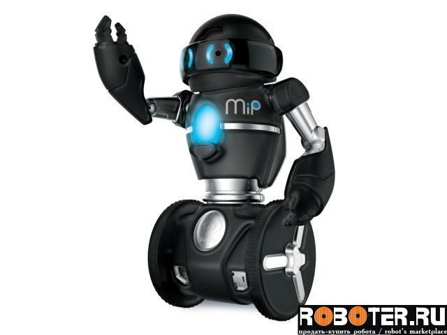 Робот MiP WowWee черный