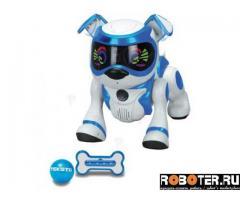 Интерактивный щенок робот teksta