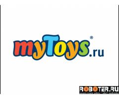 myToys.ru -  игрушки-роботы