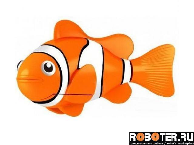 Робо-рыбка