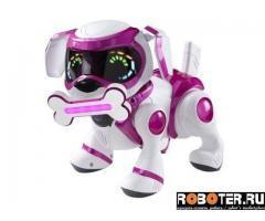 Teksta собака робот