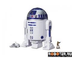 Star wars Набор в виде робота R2-D2. Micromachines