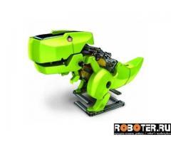Конструктор Робот Т4 на солнечной батарее