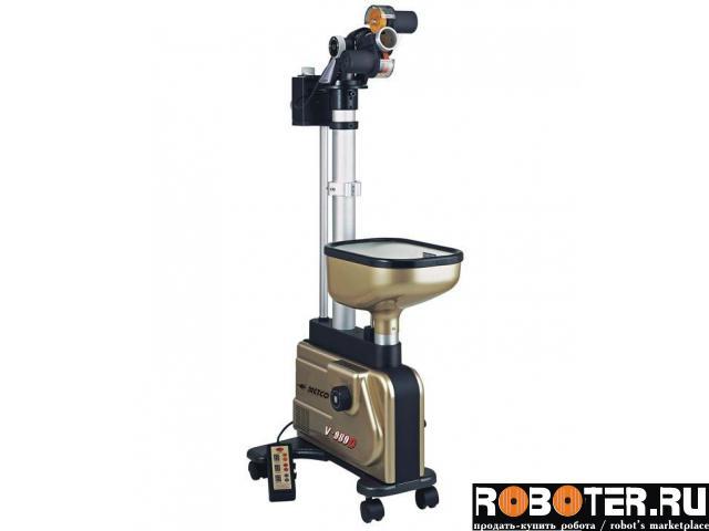 Робот для настольного тенниса YT 989p б/у / Metco V-989D / Y T V-989D