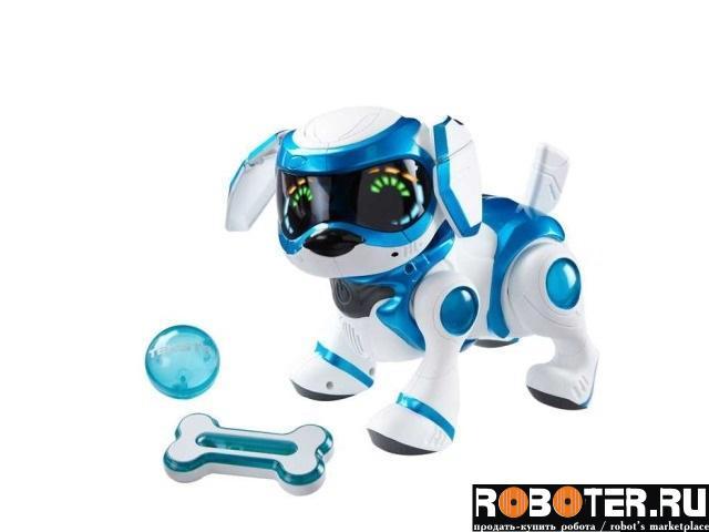Собака-робот Текста