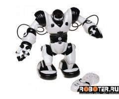 Робот WowWee Robosapien бело-черный