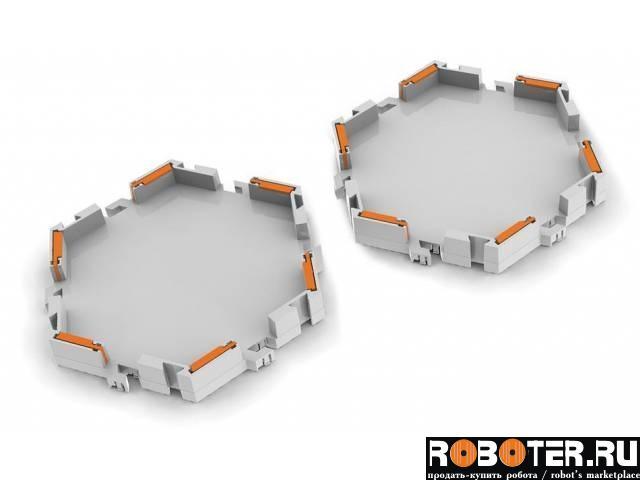 Набор площадок для микро-роботов HexBug Nano