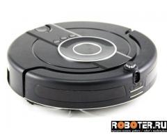 Робот пылесос iBoto Optic черный