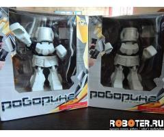 Роборинг - битва роботов