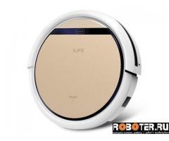 Робот пылесос нового поколения Ilife V5S pro