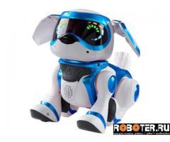 Робот-щенок Teksta
