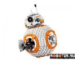 Большой Lego Звездные Войны, дроид BB-8