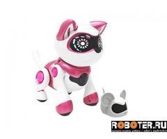 Кошка-робот Teksta kitty