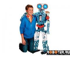 Meccano робот меканоид G15KS