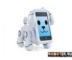 Собака робот TechPet Bandai