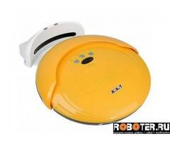 Робот пылесос Asus AGAiT EC-02, желтый