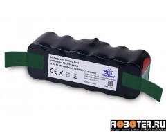 Аккумуляторы для роботов-пылесосов iRobot Roomba
