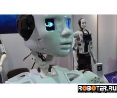 ТВ Бот - робот-телеведущий, презентатор, экскурсовод, учитель